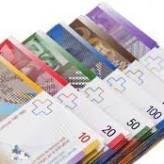 В Швейцарии используется режим свободно плавающего валютного курса.